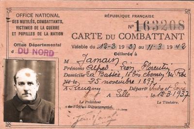 Alfred JAMAIN