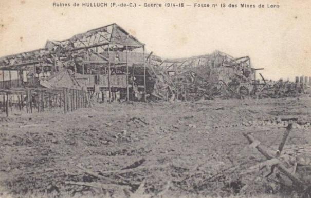 Ruines de Hulluch - Fosse n°13