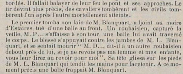 le 11 octobre 1914 Estaires