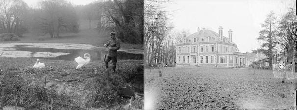 Château de Beaurepaire, résidence Douglas HAIG