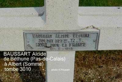 BAUSSART Alcide Clotaire 1GM