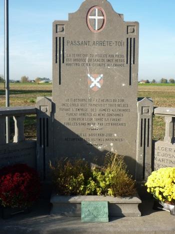 Monument commémoratif Le Doulieu (59)