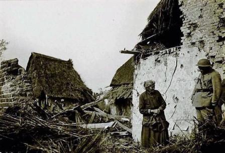 Pont du Hem, La Gorgue (59)  1917
